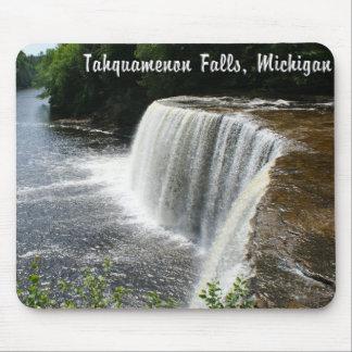 Caídas de Tahquamenon, paraíso, Michigan Alfombrilla De Ratones