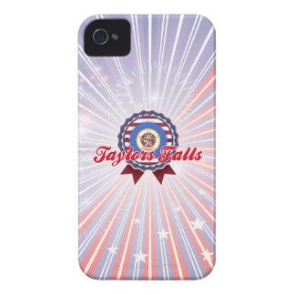 Caídas de Taylors, manganeso iPhone 4 Case-Mate Carcasas