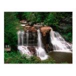 Caídas del Blackwater, Virginia Occidental, Tarjetas Postales