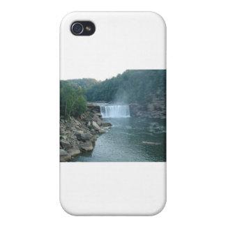 caídas del Cumberland iPhone 4/4S Carcasas