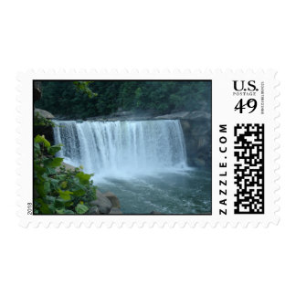caídas del Cumberland Sello Postal