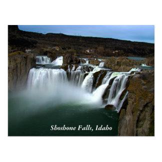 Caídas del Shoshone, Idaho Postal