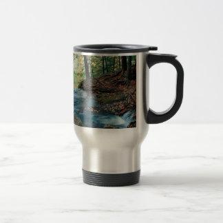 Caídas Delaware del suero del agua Tazas De Café