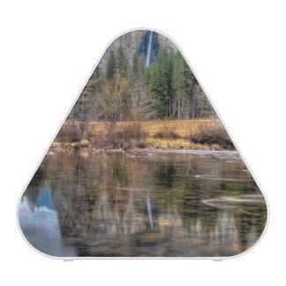 Caídas escénicas de Yosemite Altavoz Bluetooth
