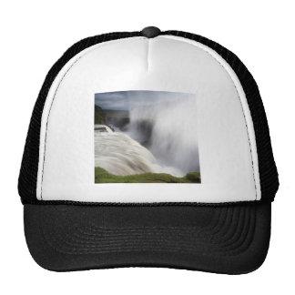 Caídas extremas de la garganta de la niebla del ag gorras de camionero