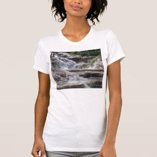 Caídas Jamaica del río de Dunn Camisas