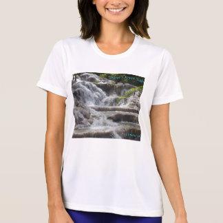Caídas Jamaica del río de Dunn Remeras