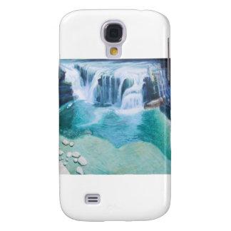 Caídas más bajas del río de Lewis, Washington Funda Para Galaxy S4