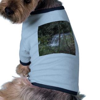 Caídas ocultadas camisas de perritos