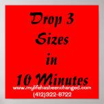 Caiga 3 Sizesin 10 minutos, www.mylifehasbeencha… Impresiones