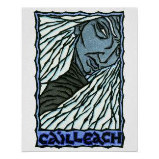 Cailleach Poster