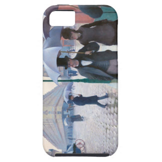 Caillebotte Paris Street Rainy Day iPhone SE/5/5s Case