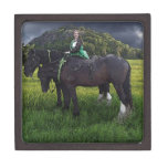 Caillen with Horses Gift Box Premium Gift Box