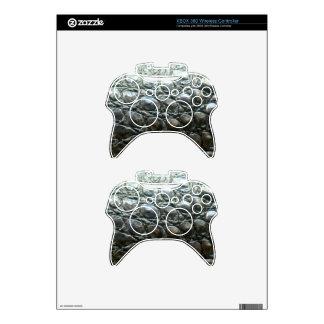 Caiman Crocodile Faux Alligator-Skin Design Xbox 360 Controller Skins