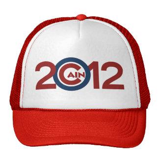 Cain 2012 Hat