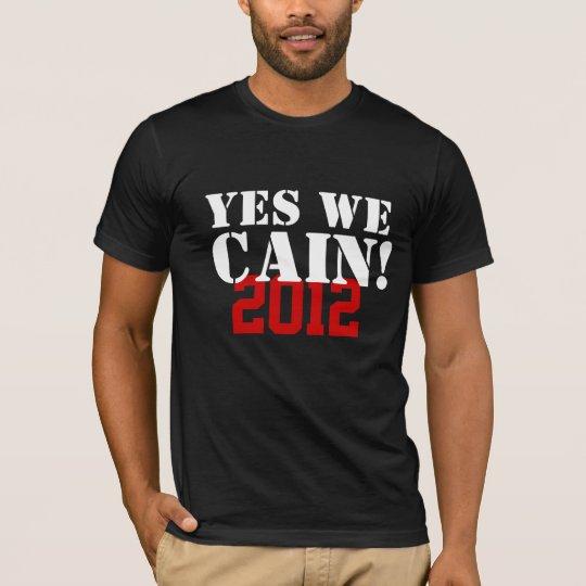 CAIN 2012 T-Shirt