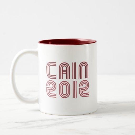 CAIN 2012 (Vintage) Coffee Mug