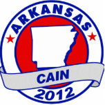 Cain - Arkansas Acrylic Cut Out