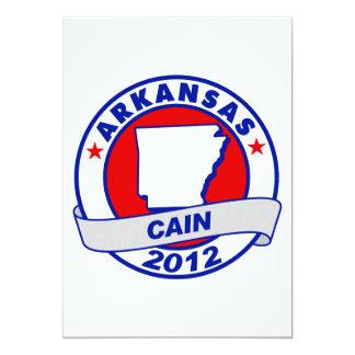 Cain - Arkansas Personalized Announcement