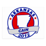 Cain - Arkansas Postcard