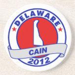 Cain - Delaware Beverage Coasters