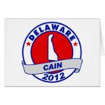 Cain - Delaware Greeting Card