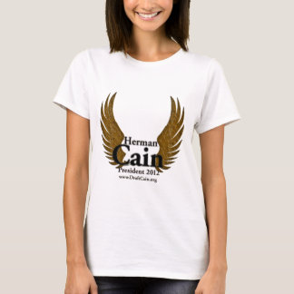 Cain Falcon Wings Gold T-Shirt