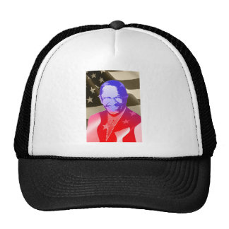 Cain-Herman Mesh Hats