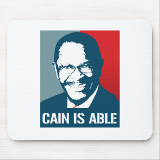 CAIN IS ABLE MOUSEPAD
