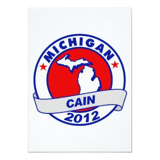 Cain - Michigan Custom Invitations