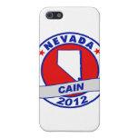 Cain - Nevada iPhone 5 Cases