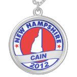 Cain - New Hampshire Pendant