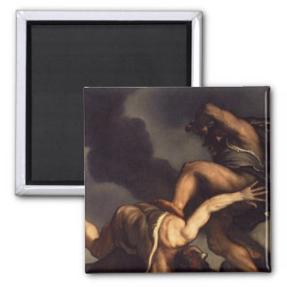 Cain Slaying Abel Magnet