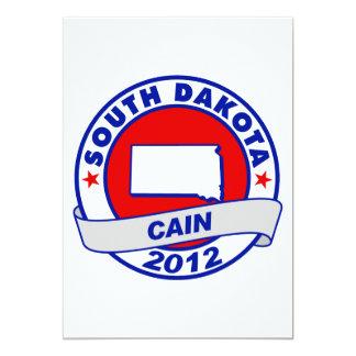Cain - South Dakota Personalized Announcements