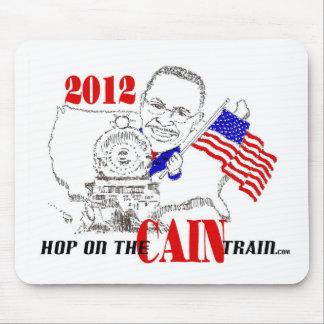 CAIN TRAIN MOUSE PAD