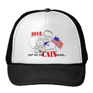 Cain Train Trucker Hat