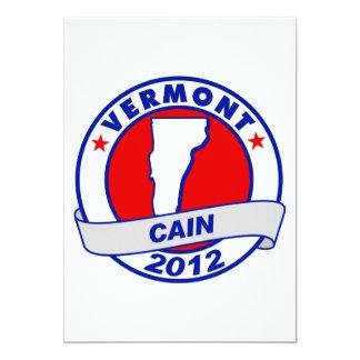 Cain - Vermont Personalized Invites