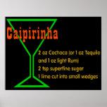 Caipirinha Print