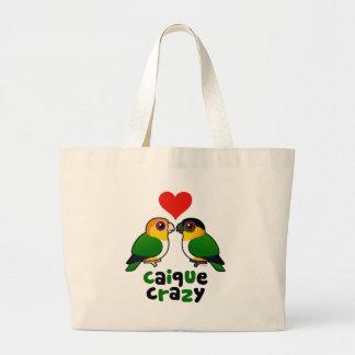 Caique Crazy Canvas Bags