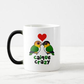 Caique Crazy Magic Mug