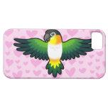 Caique/Lovebird/Pionus/amor del loro iPhone 5 Funda