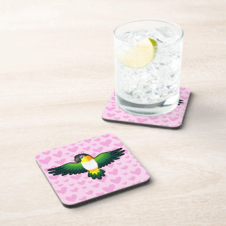 Caique / Lovebird / Pionus / Parrot Love Drink Coaster