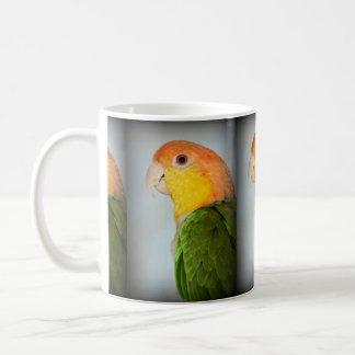 Caique Parrot Coffee Mug