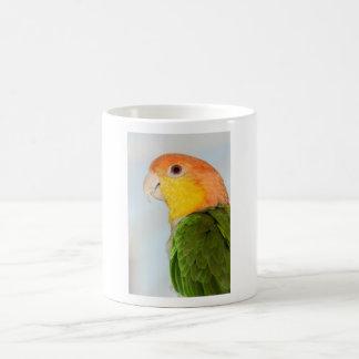 Caique Parrot Classic White Coffee Mug