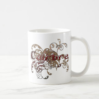 Cairbre Classic White Coffee Mug