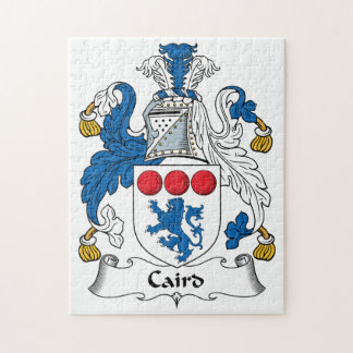Caird Family Crest Jigsaw Puzzle