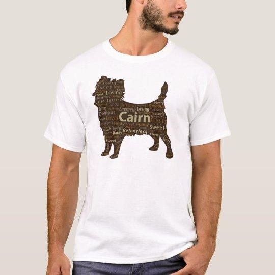 Cairn (Brown) T-Shirt