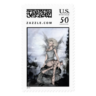 Cairn Fairy Stamp