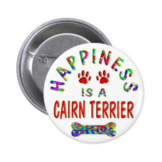 Cairn Happiness 2 Inch Round Button