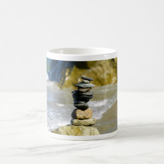 Cairn in Scituate, Massachsetts Coffee Mug